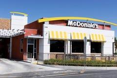 McDonald's fotografía de archivo