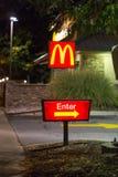 McDonald's Στοκ φωτογραφία με δικαίωμα ελεύθερης χρήσης