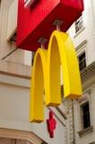 McDonald's Arches Stock Photos