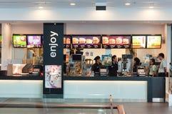 McDonald's em macao Fotos de Stock Royalty Free