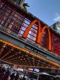 McDonald& x27; s en Broadway imagen de archivo