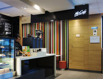 McDonald's  Fast Food Restaurant Stock Image
