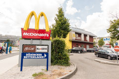 McDonald's Royalty Free Stock Photos