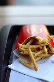 McDonald`s Fries Stock Images