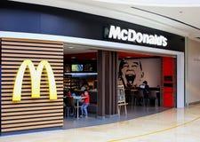 McDonald's Logo Stock Image