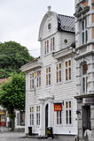 McDonald's-Restaurant in Bergen, Norwegen Lizenzfreies Stockbild