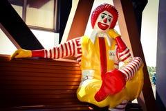 Free McDonald`s Restaurant In Thailand Royalty Free Stock Photos - 181531118