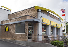 McDonald's restaurant Stock Images