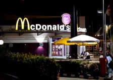 McDonald's Restaurant in Protaras, Cyprus Stock Image
