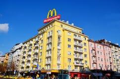 McDonald.s Stock Image