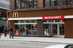McDonald's USA Stock Images