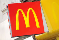 McDonalds Stockfotos