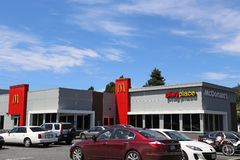 McDonalds Fotos de Stock Royalty Free