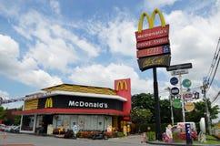 McDonalds Imagens de Stock Royalty Free