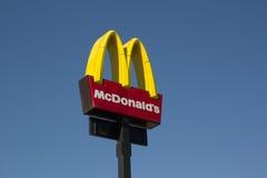 McDonalds Stockfotografie
