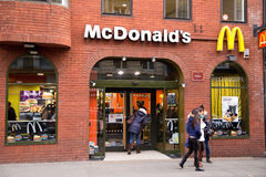 McDonalds Arkivbilder