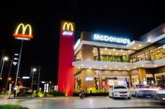 McDonalds 图库摄影