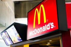 McDonalds Zdjęcia Royalty Free