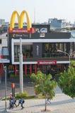 McDonalds en Saigon Foto de archivo libre de regalías