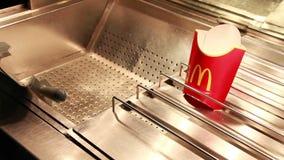 McDonalds grule zdjęcie wideo