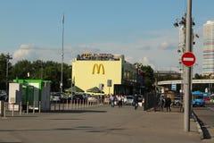 McDonalds in Noordelijke ingang VVC Royalty-vrije Stock Foto