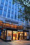 McDonalds på Paris Arkivbilder