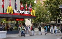 McDonalds Stock Photo