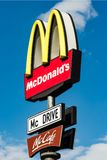 McDonalds Royalty Free Stock Photo