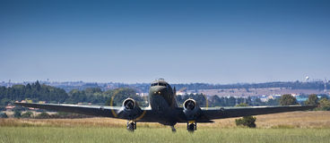 McDonnel Douglas DC-3 C-47A Stock Photography