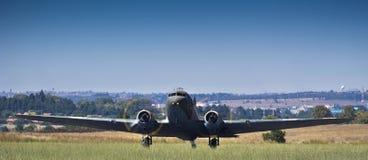 McDonnel Douglas DC-3 C-47A Fotografia de Stock
