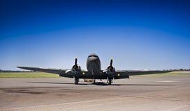 McDonnel Douglas DC-3 C-47A Imagens de Stock Royalty Free