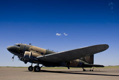 McDonnel Douglas DC-3 C-47A - SAAF 6859 Stock Photo