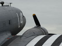 McDonnell Douglas ρεύμα-3 Ντακότα Στοκ Εικόνες