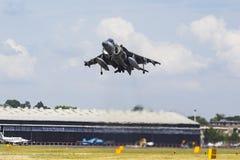 McDonnell Douglas AV-8B Harrier II & x28;EAV-8B Matador II& x29; Royalty Free Stock Image