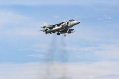 McDonnell Douglas AV-8B Harrier II & x28;EAV-8B Matador II& x29; Royalty Free Stock Images