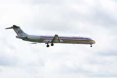 McDonnell Douglas DC-9-82 (MD-82) Photo stock