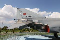 McDonnell Douglas F-4E fantom II Obrazy Royalty Free