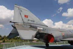 McDonnell Douglas F-4E fantom II Zdjęcia Stock