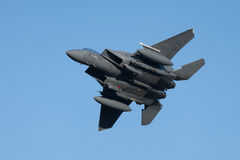 McDonnell Douglas F-15 Eagle Royalty-vrije Stock Afbeelding