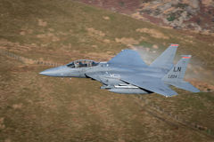 McDonnell Douglas F-15 Eagle Stock Photo