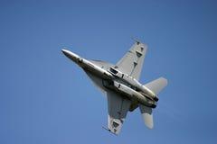 McDonnell Douglas F/A-18 Hornet Στοκ εικόνα με δικαίωμα ελεύθερης χρήσης