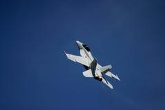 McDonnell Douglas F/A-18 Hornet Στοκ Εικόνα