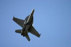 McDonnell Douglas F/A-18 Hornet Στοκ Φωτογραφία