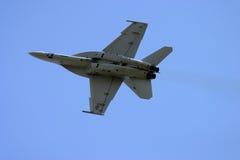 McDonnell Douglas F/A-18 Hornet Στοκ Φωτογραφίες