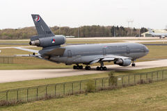 McDonnell Douglas kdc-10-30CF Στοκ φωτογραφία με δικαίωμα ελεύθερης χρήσης