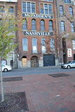 McFaddens Nashville Foto de archivo