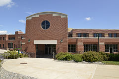 mcFarland Związek Studentów budynek, Kutztown Univers Zdjęcia Royalty Free
