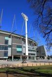 MCG cricket ground Melbourne Australia royalty free stock image