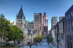Montreal HDR Royalty Free Stock Photo