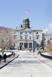 McGill University Arts Building stock images